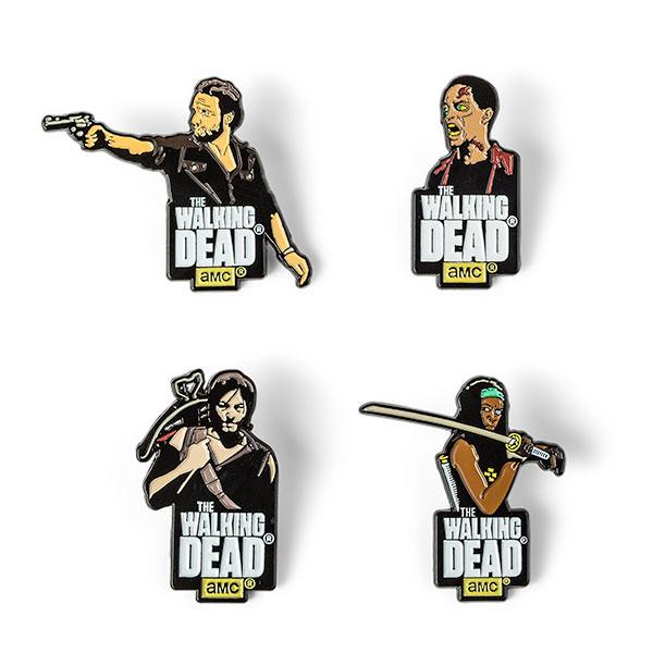 pins-officiels-the-walking-dead