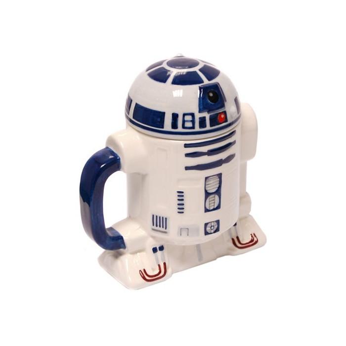 Tasse Star Wars D2R2 en 3D