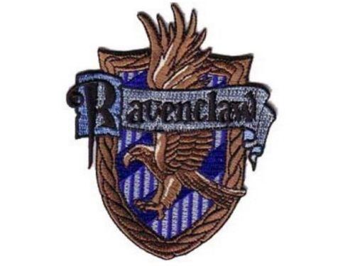 Ecusson de l\'embleme de Serdaigle vu dans Harry Potter