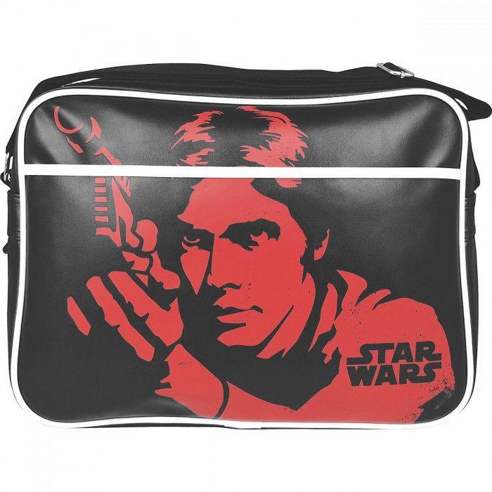 Sac à bandoulière Star Wars officiel Han Solo