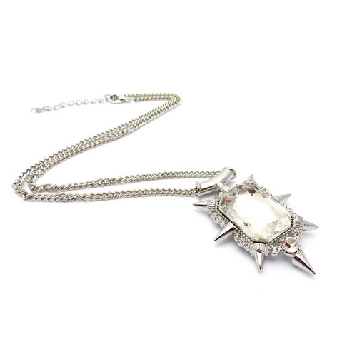 Collier once upon a time de Glinda