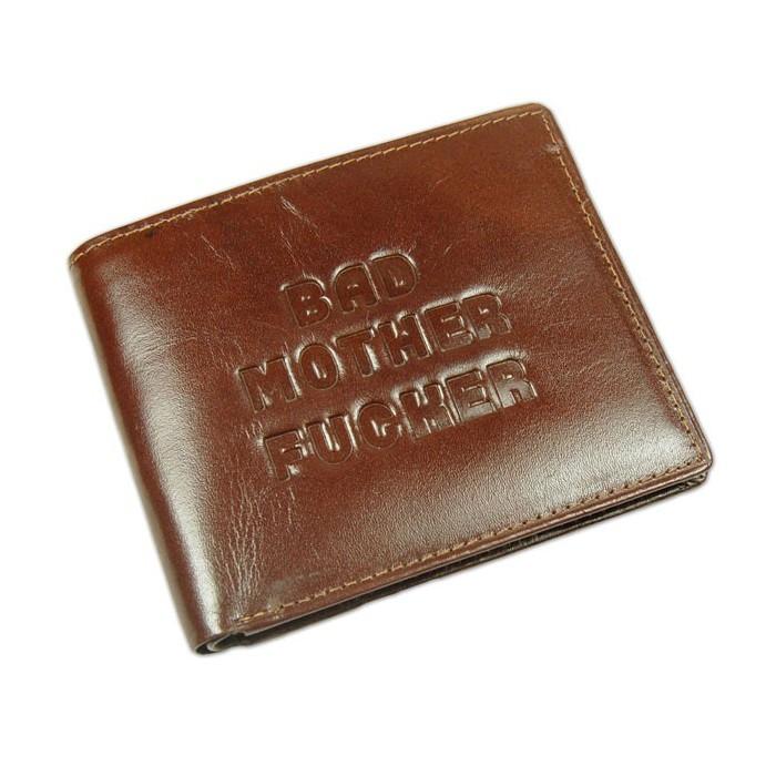 R plique portefeuille bad mother fucker pulp fiction fancorner - Porte monnaie pulp fiction ...
