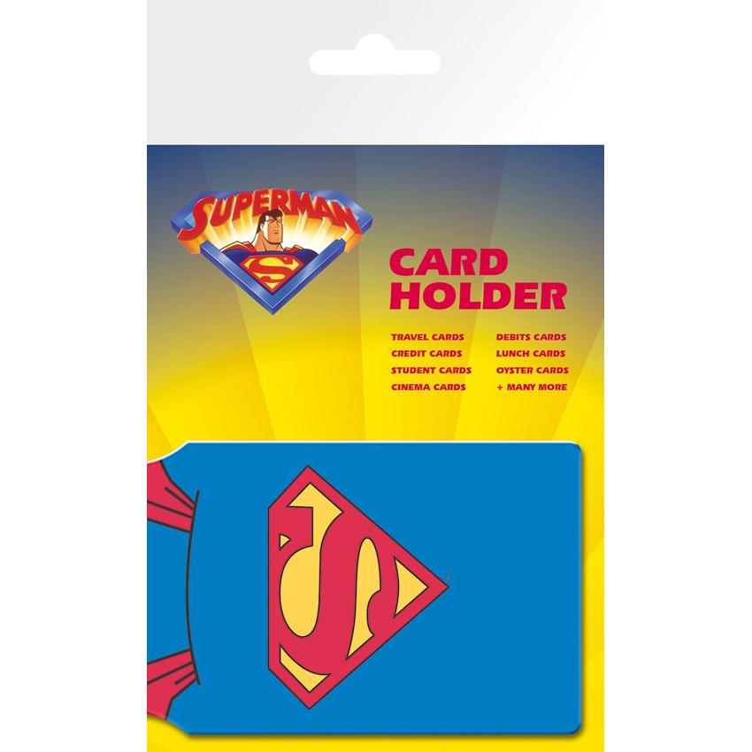 porte-cartes-superman