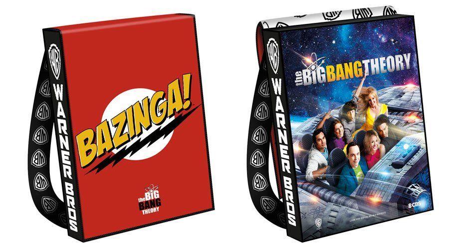 The Big Bang theory grand sac à dos special Comic Con 2016 sac Big Bang theory