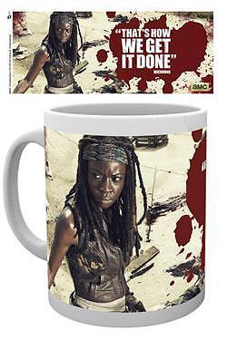 Tasse officielle the Walking dead Michonne Mug The walking dead