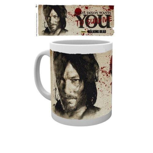 Tasse the Walking dead modèle Daryl
