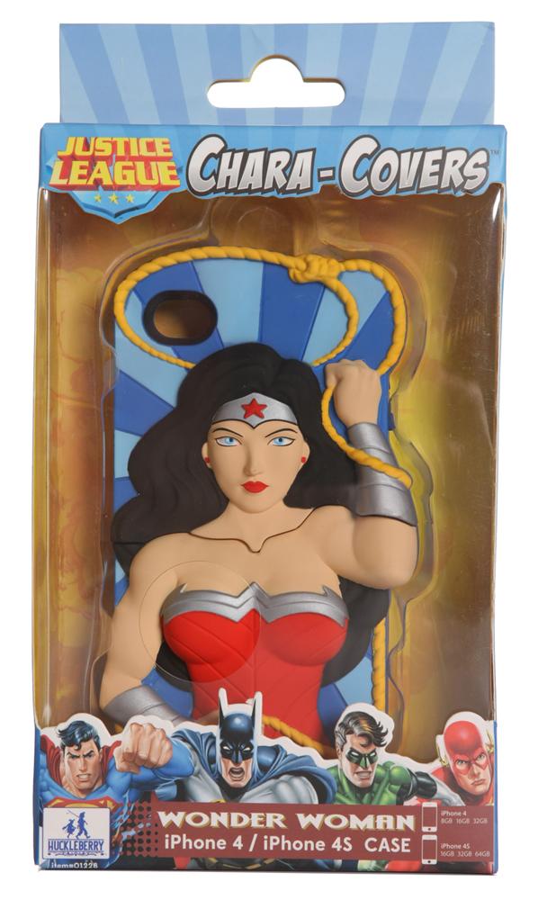 Coque  Wonder woman pour Iphone 4 et 4S