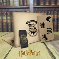 Lot de 27 stickers officiels Harry Potter sous blister