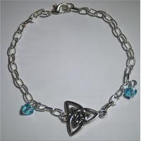 Bracelet Charmed Symbole Pouvoir des 3 soeurs Halliwell Nouveau modèle