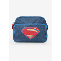 Sacoche officielle Superman sac à bandoulière logo superman nouveau style