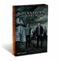 Jeu de cartes Supernatural officiel Join the hunt