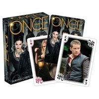 Jeu de cartes Once Upon a Time Cartes à jouer Once upon a time