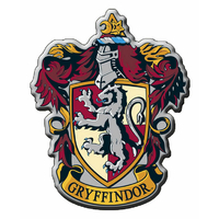 Aimant harry potter blason de Gryffondor