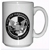 Tasse officielle 24 heures chrono logo cellule anti-terroriste