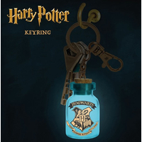 Harry potter porte cles officiel Poudlard lumineux porte clés Hogwarts light up keyring