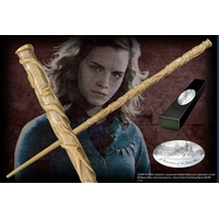 Harry potter baguette Hermione Granger edition personnage noble collection