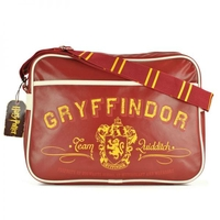 Sacoche Harry potter Gryffondor sacoche Team Quidditch messenger bag