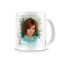 Tasse Buffy contre les vampires officielle modèle Willow tasse Willow official mug