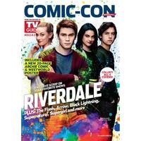 Comic con 2017 magazine Tv Guide special comic con Riverdale 2017