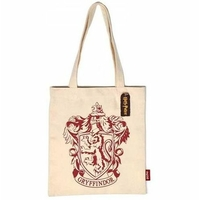 Harry potter sac shopping coton officiel sac gryffondor HP gryffindor tote bag