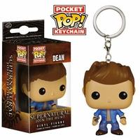 Porte clés Supernatural pocket POP! dean 4cm porte clés dean winchester