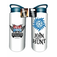 Gourde Supernatural officielle Join the Hunt Supernatural official drinks bottle