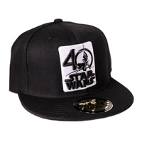 Casquette star Wars officielle 40ème anniversaire Star Wars collector cap