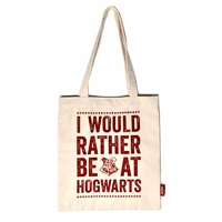 Sac shopping Harry potter officiel sac Poudlard HP Hogwarts tote bag