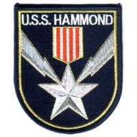 Ecusson de l'equipage du Vaisseau Hammond dans la série Stargate Atlantis