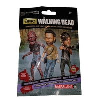 Lot 2 jeux de construction walking dead Blind bag The walking dead figure set Lootcrate