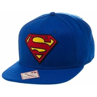 Casquette Superman officielle style hip hop Superman collector cap