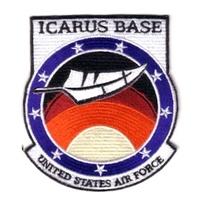 Ecusson de l'Icarus Base porté par les équipes dans Stargate Universe