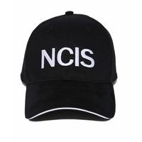 NCIS Casquette NCIS Brodée réplique casquette gibbs tony idéal cosplay Ncis cap