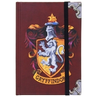 Petit carnet de notes gryffondor Bloc notes Harry potter 10x15cm