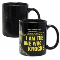Tasse thermique Breaking bad tasse Breaking bad I am the one who knocks