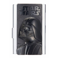 Star Wars étui à cartes de visite Dark vador SW darth Vader business card holder