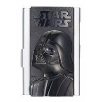 Star Wars étui à cartes de visite Dark vador SW darth Vader business card holder