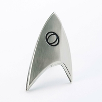 Star Trek Discovery réplique Insigne Starfleet badge Division Sciences