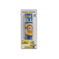 Minions Batterie externe Bello Batterie externe Minions 2600mAh