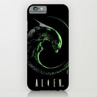Coque Alien pour Iphone 4/4s
