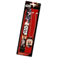 Star Wars episode 7 pack cadeau captain phasma collier et bracelet star wars