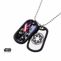 Pendentif Star Wars Dark Vador