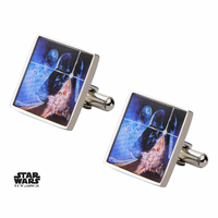 Boutons de manchette Star Wars Officiels episode 4