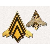 Insigne Battlestar Galactica des pilotes de Viper