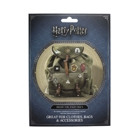 Pack de 14 ecussons thermocollants Harry potter officiels