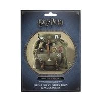 Pack de 14 ecussons thermocollants Harry potter officiels