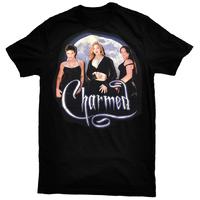 Tee Shirt Charmed des 3 soeurs Halliwell