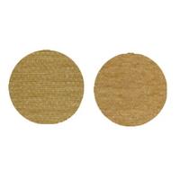 Velcros Sable male et femelle pour ecusson rond-3 tailles