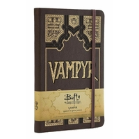 Buffy carnet de notes Vampyr