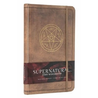 Supernatural carnet de notes de John Winchester